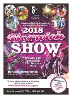 Berwick showgrounds